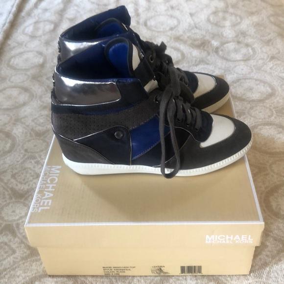 Michael Kors Shoes - Michael Kors Nikko High Tops
